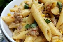 Pasta Recipes / Recipes for all types of pasta dishes