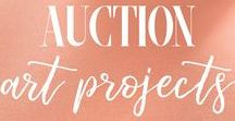 Auction Art Projects