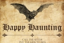happy haunting / by Diane Schultz