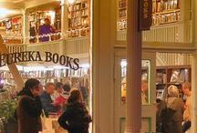 Beautiful and Cozy Bookstores / LOVE BOOKSTORES... / by Joan Keller
