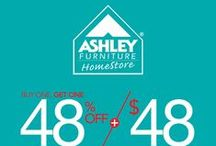 Promotions/Sales / Promotions/Sales Going On At Your #Tricities Ashley # Furniture