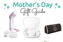 Mother's Day Gift Ideas / Celebrate your Mom by getting her a present she will truly love with these great gift ideas.