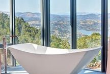 Dream Bathrooms / A combination of fun, traditional, unique, and modern bathroom ideas, decorations, and designs.