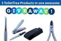 Giveaways and More / Giveaways, promotions, sales and more fun stuff! / by ToiletTree Products