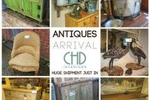 CHD Antiques / CHD Interiors offers an eclectic collection of fine antiques meticulously selected from all over the world. Lance and his team routinely travel to various markets, both domestically and abroad, to acquire one-of-a-kind pieces.
