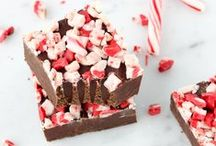 Recipes  Christmas Foods / A board filled with Christmas recipes from dinner to dessert!