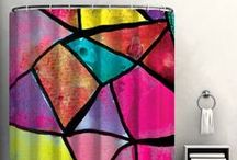 Shower Curtains / by ToiletTree Products