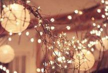 Decorations / DIY ideas, decorations, lights etc.