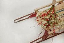 Winter Wedding / Seasonal Inspiration Wedding Ideas