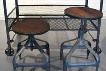 bar stools / by Diane Schultz