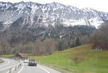 Switzerland. Berner Oberland