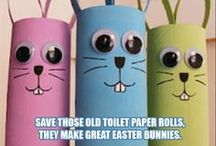 Toilet Paper Roll Ideas / by ToiletTree Products