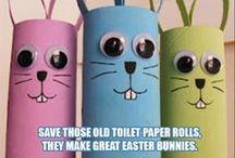 Toilet Paper Roll Ideas