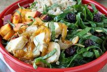 Recipes  Healthy Food / Delicious appetizer, dinner, dessert and snack recipes that happen to be healthy for you!