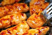Recipes  Grilling Recipes / BBQ and grilling recipes perfect for spring and summer!