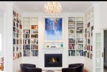 Storage by Clever Closet Company Sydney / A collection of custom storage solutions.   Bookshelves, smart storage, closets, wardrobes, home offices,