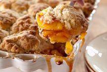 Recipes  Cobblers / Cobblers, Crisps & Slumps