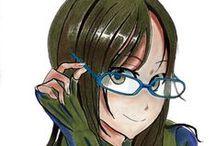 My Mangas and Fantasy / Dessins Mangas et Fantasy de mes débuts