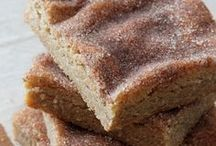 Recipes  Blondies / A board full of more blondie recipes than you can handle! Because sometimes only a blondie bar will do!