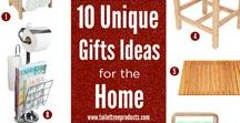 Unique Gifts Ideas / Shopping for someone who seems to have everything? We have some ideas  of what to get the person who has it all.