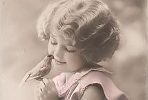 vintage postcards♡photos
