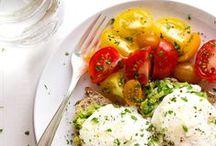 TWD: Breakfast of Champions / Bite into a balanced brekkie. Good morning!