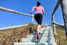 TWD: Get Moving / Being active, getting fit . . . moving is essential for making the most of the TWD