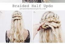 howtostyleyourhair / casual hairstyles to match with your outfit