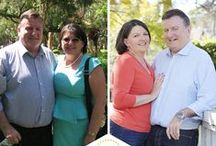 TWD: Before and After / Huge congratulations to all our Total Wellbeing Diet warriors. We are so proud of you all.