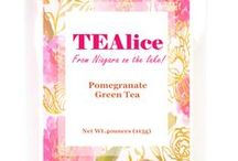 TEAlise Tea / TEAlice.com #Tea : TEAlice Tea is family owned business specializing in manufacturing premium gourmet loose-leaf tea and organic Jam.
