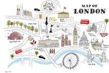 Maps / Mapas y planos