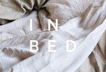 Lazy Day in Bed / Things we all love about spending the day in bed...
