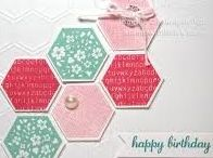 Kaarten - hexagon