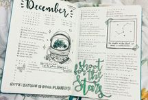 ✎ Bullet Journal Inspo ✐ / I'll be collecting any bullet journal posts that I find nice or any of my own post that have to do with bullet journals in this board