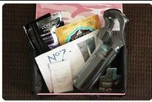"""Beauty Army  / About: """"We provide our members with a new way to discover premium beauty products based on individual preferences."""" For full subscription box reviews, visit http://musthaveboxes.com."""