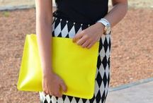 Colour love: yellow
