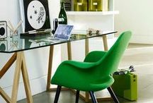 Creative Workspaces / Inspiring offices of all shapes and sizes that we've discovered on the web.