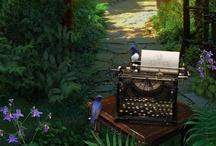 Writer's Corner / by Rhian Non