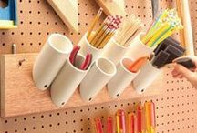 Garage Accessories / Accessories can make a regular garage a GREAT garage.  / by Chamberlain