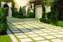 Your Driveway Speaks Volumes / Beautiful and unique driveways / by Chamberlain