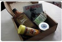 """Our Local Box / About: """"OLB features a curated collection of Kentucky-made products, limited edition monthly subscription boxes and customizable gift boxes."""" For full subscription box reviews, visit http://musthaveboxes.com."""