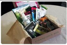 """Conscious Box / About: """"We believe every product should be non-toxic, healthy, and delicious! Discover the best natural products on the planet—every month!"""" For full subscription box reviews, visit http://musthaveboxes.com."""