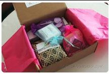 """Bonjour Jolie / About: """"This premium subscription box is designed exclusively for women to be pampered during their period!"""" For full subscription box reviews, visit http://musthaveboxes.com."""