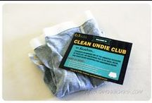 """Clean Undie Club / About: """"Saving the world from worn-out undies one month at a time."""" For full subscription box reviews, visit http://musthaveboxes.com."""
