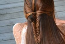 Hair Updos / Lovely hairdos, simple tricks and wonderful hairstyles
