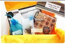 """Box of Happies / About: """"Box of Happies welcomes you to a unique gift-giving experience that is literally full of surprises!."""" For full subscription box reviews, visit http://musthaveboxes.com."""