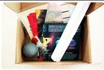 """Appleseed Lane / About: """"Spark a lifelong love of learning with fun and engaging boxes filled with science experiments and lesson-based crafts sent directly to your door each month!"""" For full subscription box reviews, visit http://musthaveboxes.com."""