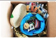 """GlobeIn Box / About: """"""""Unique artisan crafts from all over the world delivered to your door once a month."""" For full subscription box reviews, visit http://musthaveboxes.com."""