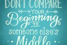 Biz Inspiration / Articles, tips + inspiration for online business + entrepreneurship.