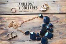 accesorios / anilos, collares y pulseras